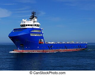 Offshore Supply Ship 15c