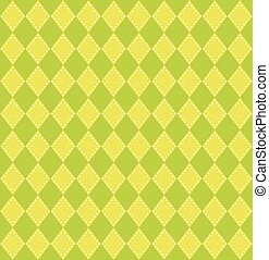 geometric pattern with colorful rombs - vector geometric...