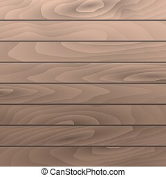 Vector hazel wood grain texture planks. Wooden table surface.