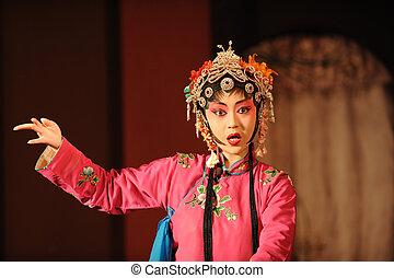china opera Water Margin