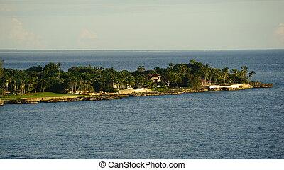 La Romana in the Dominican Republic - View of La Romana in...
