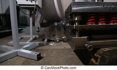 prefabricated manufacturing punches - New manufacturing...