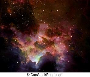 nebulosa,