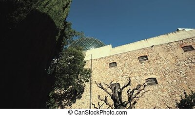 Teatre Museum of Salvador Dali in Figueres - The Teatre...