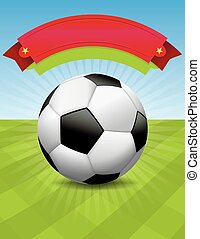 Soccer Tournament Design - A nice design for a soccer...