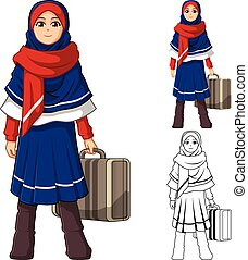 Muslim Girl Fashion 2