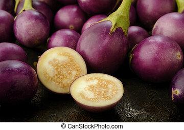 Purple Brinjal