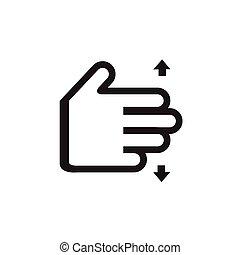 Human Hand icon