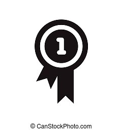 Pictograph of award