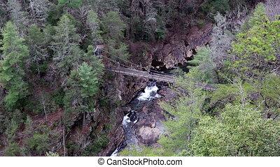 US Georgia waterfall eight - United States Sautee Georgia...