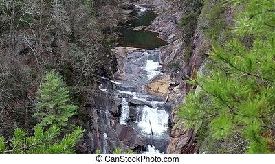 Waterfall GA USA Sautee - United States Sautee Georgia...