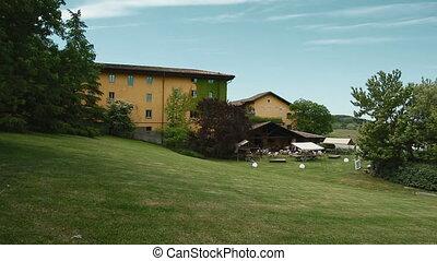 Summer in Villa Sparina in Italy - Summer in Villa Sparina,...