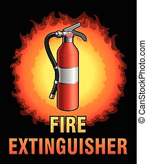 Fire Extinguisher Design