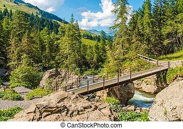 Adelboden Switzerland Lands