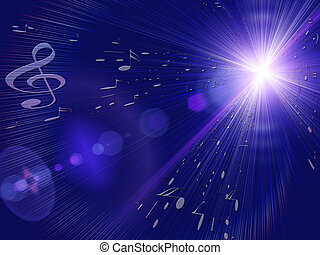 musical explosion