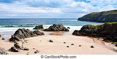 Durness Beach - Scotland - Award winning Durness spectacular...