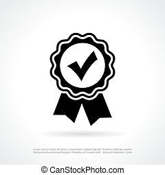 Approval quality certificate