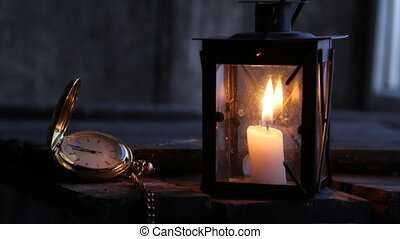 twelve oclock oclock idea - Twelve oclock idea, Lantern with...