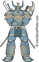 strong army warrior - Creative design of strong army warrior