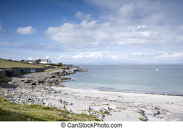 Kilmurvey Beach, Inishmore; Aran Islands; Ireland