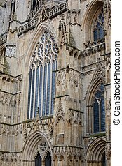 York Minster / Cathedral in the city of York, England