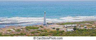 Slangkop Lighthouse at Kommetjie