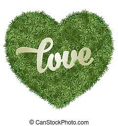 Heart grass