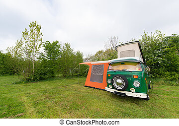 Classic mobil home