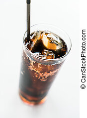 Coke glass - Ice Coke glass