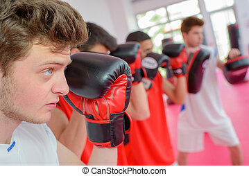 synchronize boxing