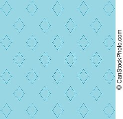 Modern colorful pattern with geometric design Vector