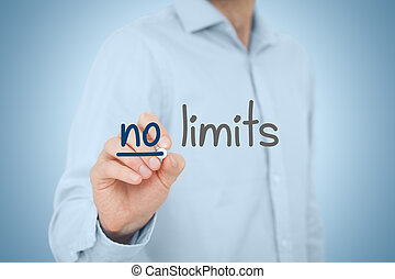 No limits - self-confidence improvement and motivational...