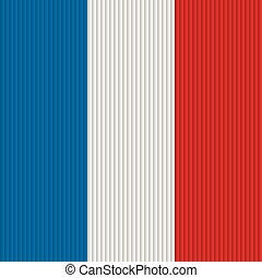 France flag background - Flag of France, abstract background...