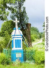cross, Kuyavia-Pomerania, Poland