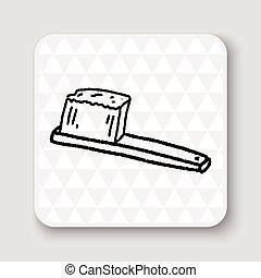 doodle brush