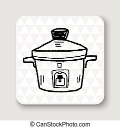 cooker doodle
