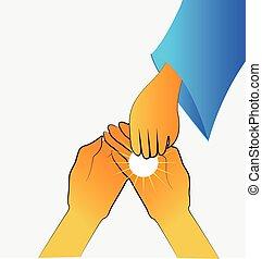 Eucharistie, heilig, kommunion, symbol,