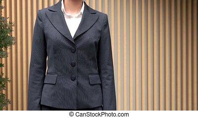 Career Success Happy Asian Woman