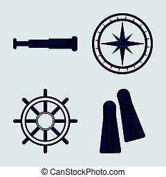 Sea and nautical equipment