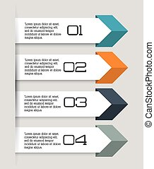 Business infographic design, vector illustration graphic...