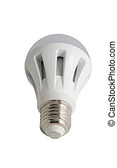 led lamp - LED energy saving bulb Light-emitting diode...