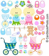 baby stuff collection