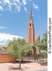 Dutch Reformed Church Hospitaalpark - BLOEMFONTEIN, SOUTH...