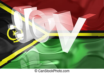 Flag of Vanuatu wavy government - Flag of Vanuatu, national...