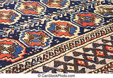 Persian carpet background