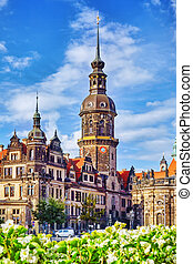Dresden Castle or Royal Palace