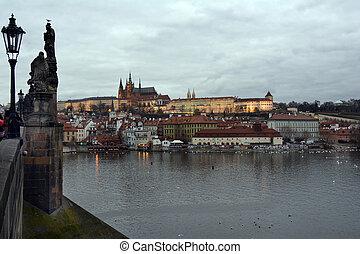 Czech Republic_Prague - Prague, Czech Republic - December...