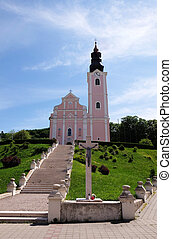 Church of the Assumption of the Blessed Virgin Mary in...