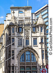 Grand Trunk Railway Building. London - Grand Trunk Railway...