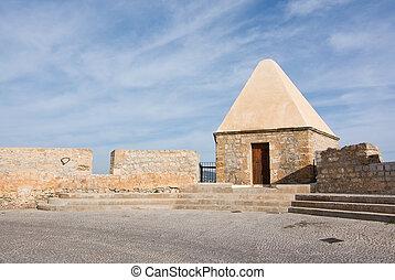 Detail in Eivissa Old Town